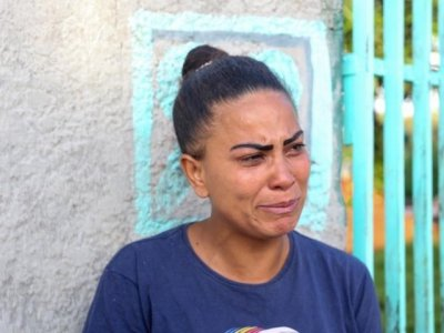 Elenilda, mãe de Eloá, presenciou o ataque á filha (Foto/Arquivo: Paulo Francis)