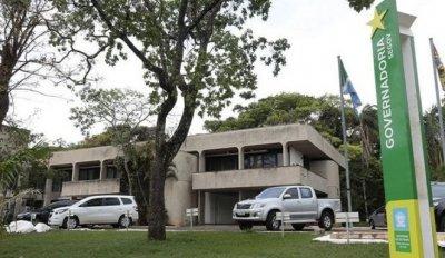 Vista da sede do governo de MS em Campo Grande (Foto: Divulgação )